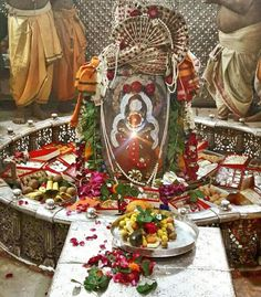 #Bhasma #Aarti pic of Shree #Mahakal #Ujjain -  Oct. 26  Visit the #holy city of Ujjain famous for its #Temples