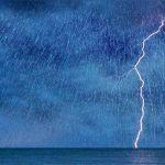 Βροχή και αστραπές