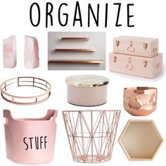 Organize🐚 by beautywithlada4ever on Polyvore featuring polyvore, interior, interiors, interior design, home, home decor, interior decorating, Anthropologie, Urban Outfitters and Broste Copenhagen
