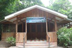 dining hall entrance   - Costa Rica