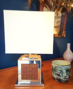 Lamp, Jacques BLIN  #paulbertserpette  #Jacquesblin  #1970lamp  #forsale  #pascher