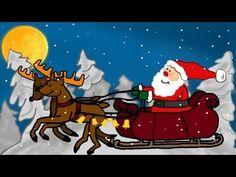 ▶ Weihnachtslieder deutsch - Morgen kommt der Weihnachtsmann - Nikolaus - YouTube