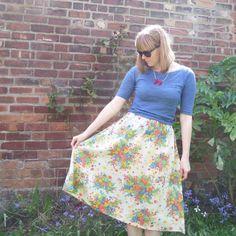 Week One of Me Made May 16 | Shirley Rainbow