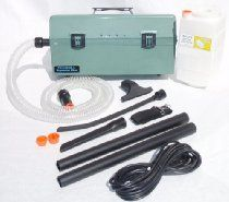 Atrix Omega Green Supreme IPM HEPA Vacuum w/ Clear Hose