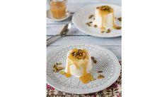 Honey Yogurt Semifreddo   Wayfair