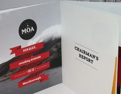 Moa Beer Annual General Report