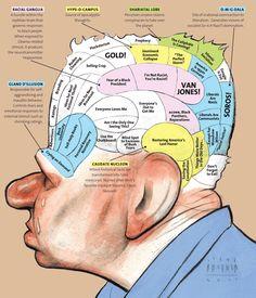 Glen Beck's brain...funny!