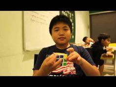 Jared Lim Junqi- How to Solve a Rubic Cube  http://sunday.b1u.org