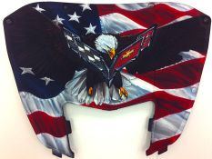 HOOD LINERS   Airbrush Incorporated Inc   custom airbrushed artwork for your Corvette or Motorcycle