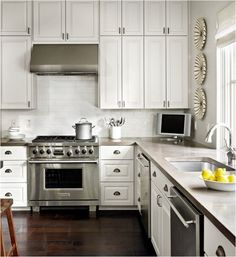 Kitchen Countertop Options: Pros + Consof many surface options, informative post - Centsational Girl