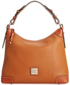 Dooney & Bourke Pebble Hobo