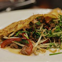 Try this Pork Mince Omelette  recipe by Chef Adrian Richardson. This recipe is from the show Secret Meat Business.