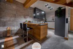 Meble do nowoczesnego domu - Średnia otwarta kuchnia w kształcie litery g, styl nowoczesny - zdjęcie od Zirador - Meble tworzone z pasją