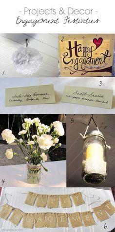 Engagement  Festivities...