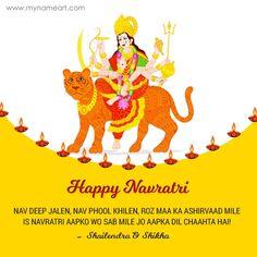 Navratri Navratri Wishes Image, Navratri Messages, Happy Navratri Wishes, Happy Navratri Images, Greeting Card Maker, Online Greeting Cards, Greetings Images, Wishes Images, Navratri Greetings