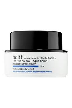 belief The True Cream Aqua Bomb