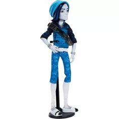 Monster High Volta As Aulas Invisi Billy Mattel - R$ 149,99