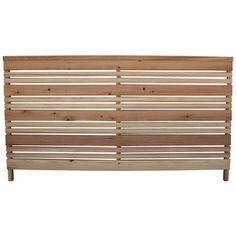 3-ft x 6-ft Redwood Flat-Top Wood Fence Panel at lowes