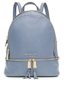 Michael Kors back pack in love