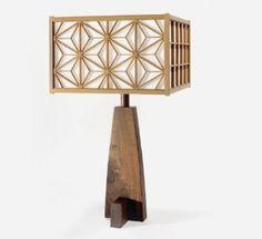 Nakashima lamp