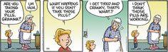 Pickles Comic Strip, September 06, 2014 on GoComics.com