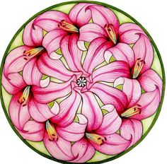 Beautiful artwork featuring my favourite flower