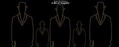 A Bit of Magritte Magritte, Photo Art, Arrow Necklace