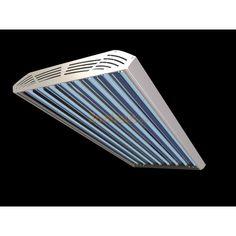 Perfect Tank-Lamp! - Matrixx II  8x 80 Watt 1500mm Silber mattiert / 989,00 €