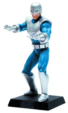 Eaglemoss Marvel Comics Avalanche Lead Figurine