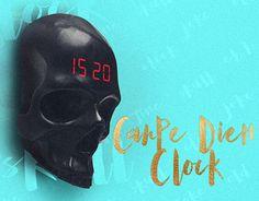 "Check out new work on my @Behance portfolio: ""Carpe Diem Clock"" http://be.net/gallery/31439883/Carpe-Diem-Clock"