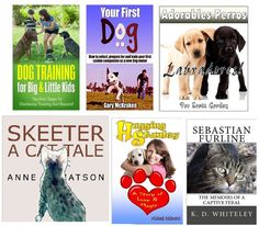 Free Kindle Books about Dogs and Cats (You do NOT need a Kindle to read them)