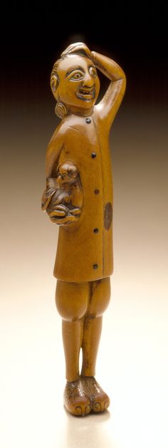 Dutchman Holding Puppy | LACMA Collections