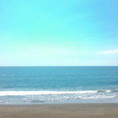 beach 湘南平塚海岸