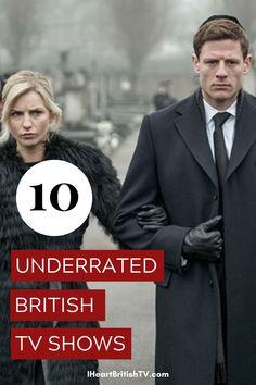 10 Underrated & Oft-Overlooked British TV Shows to Binge - I Heart British TV