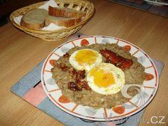 Czech Recipes, Ethnic Recipes, Vegetarian Recipes, Vegan, Breakfast, Food, Treats, Morning Coffee, Sweet Like Candy