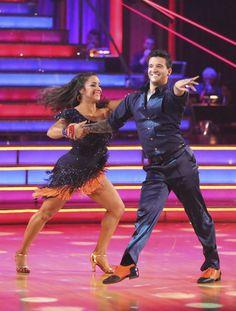 Mark Ballas & Alexandra (Aly) Raisman  -  Dancing With the Stars  -  season 16  -  spring 2013