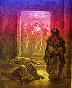 March 14th - Luke 18:9-14: But the tax collector stood off at a distance and would not even raise his eyes to heaven but beat his breast and prayed, 'O God, be merciful to me a sinner.'