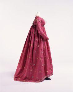 Dress the French Revolution, Dress 1795
