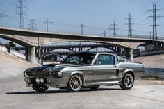 An Authentic Eleanor Mustang Revisits The Set Of Los Angeles • Petrolicious