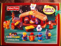 Play Nativity Set