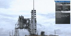 SpaceX successfully launches reused Dragon spacecraft for ISS resupply