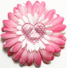 Buy designer hair flower clips and accessories at www.wholesaleprincess.com