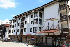 Beautiful south facing 1 bedroom apartment for sale in Casa Karina Bansko. Bedroom With Ensuite, Double Bedroom, Ski Hire, Area Games, Hallway Walls, Shower Fittings, Home Management, 1 Bedroom Apartment, Mountain Homes