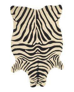 Zebra Area Rug - Loloi