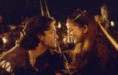 Ever After - Dougray Scott & Drew Barrymore.