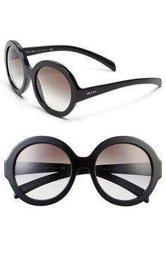 6b8f2a0e1d46 Prada  Timeless Conceptual  56mm Sunglasses available at  Nordstrom Latest  Sunglasses, Prada Sunglasses