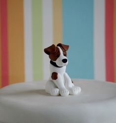 Jack Russell cake topper £15.00