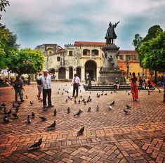 Zona Colonial, Santo Domingo, RD