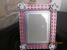 Photo Frame with Soda Tap