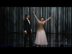 This makes me smile. Hugh Jackman performed the BEST Academy Awards opening number OF ALL TIME